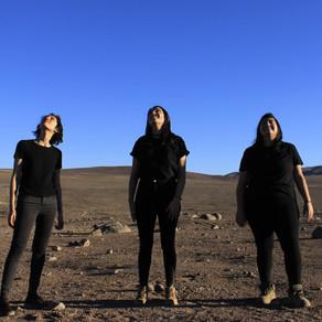 Las antofagastinas, Geonautas, lanzaron su primer epé llamado 'La Búsqueda'