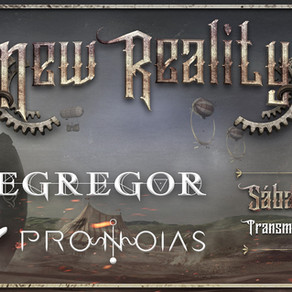 New Reality Fest reúne este fin de semana a Halekin, Egregor, Pronoias y The power of the Pudú