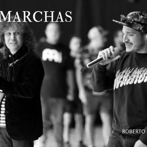 Santaferia presenta single en vivo junto a Roberto Márquez de Illapu