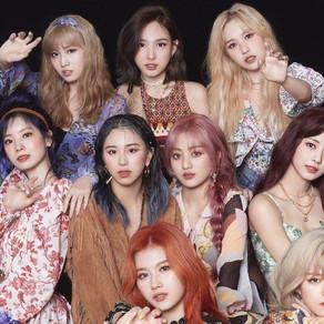 Twice batió récord de girlbands en ventas de Gaon con su disco 'More and More'