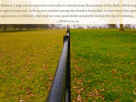 Honoring Christ When the Grass Isn't Greener