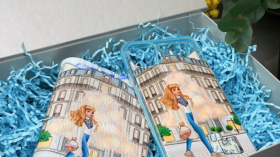 Gift-box Aurora Avenue Montaigne/ Small