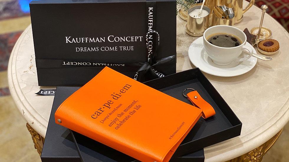 Dreams Come True Set/ Classic Line Orange Lava