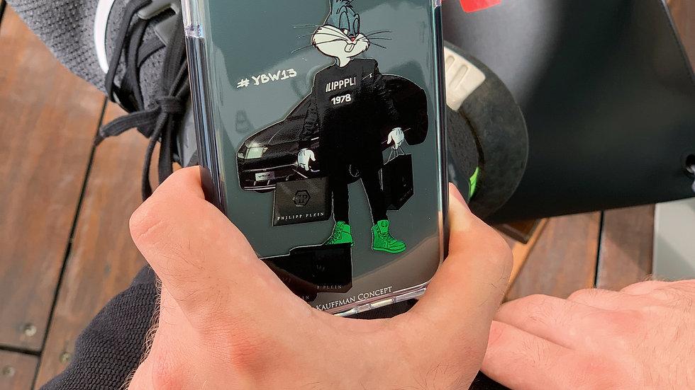 Элит- кейс на iPhone с противоударным кантом
