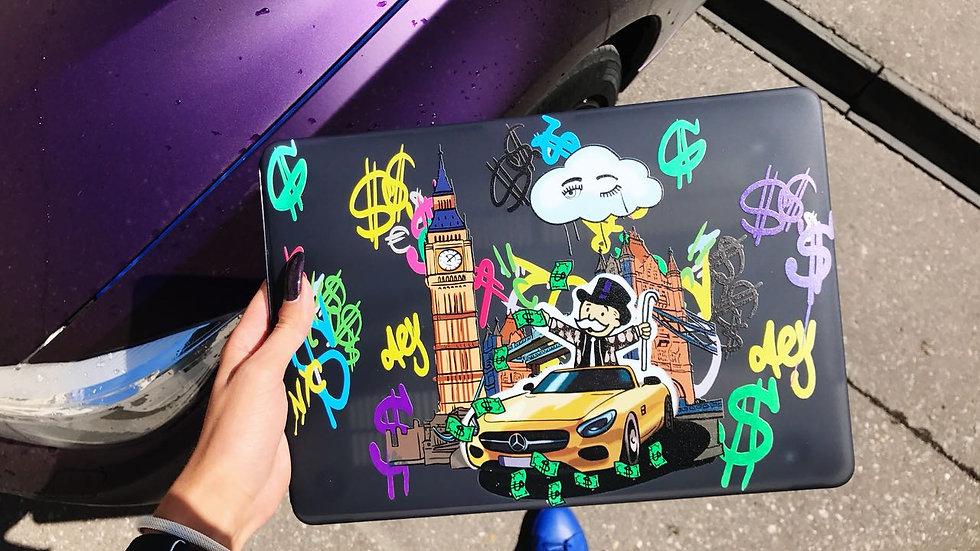 Премиум-кейс на MacBook