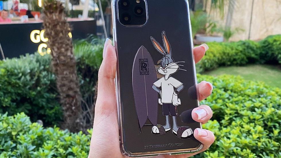 Классический премиум-кейс на iPhone Bunny Monaco