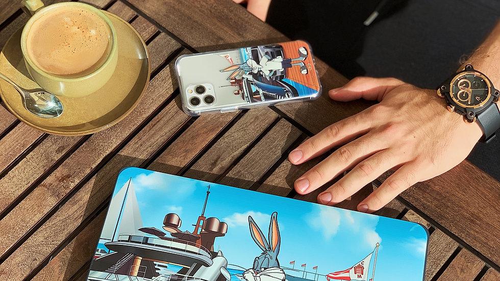 Премиум-кейс на MacBook Bunny Monaco