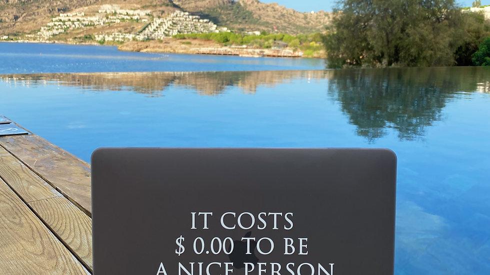 Премиум-кейс на MacBook It Costs