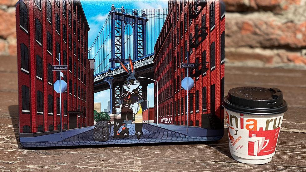 Премиум-кейс на MacBook Bunny Brooklyn