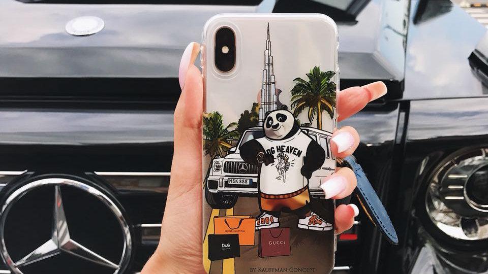 Премиум-Кейс на iPhone