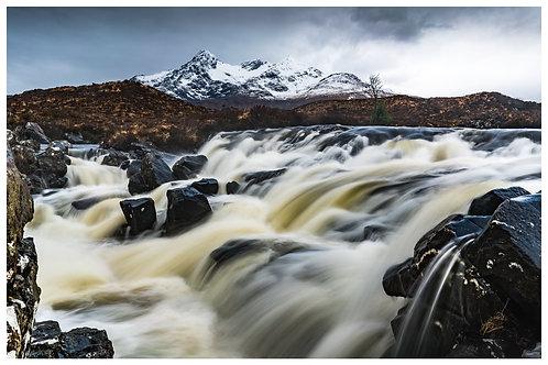 The Black Cuillin, Isle of Skye