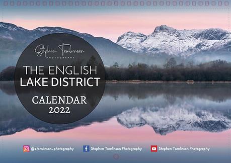 2022 Calendar - The English Lake District