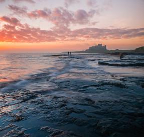 Bamburgh Sunrise