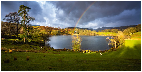Loughrigg Rainbow