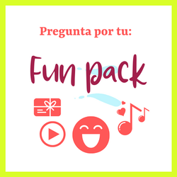 Fun Pack x 4