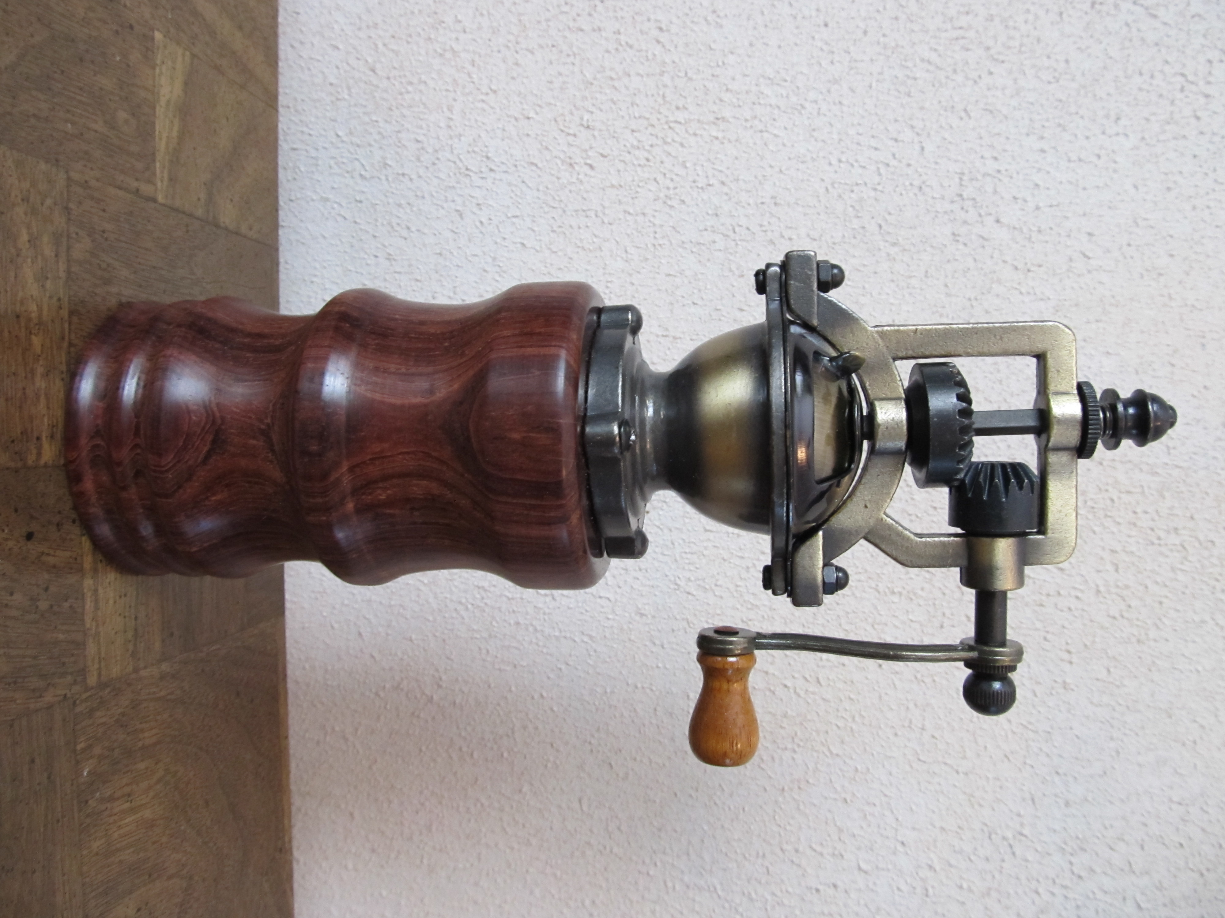 Antique Style Peppermill