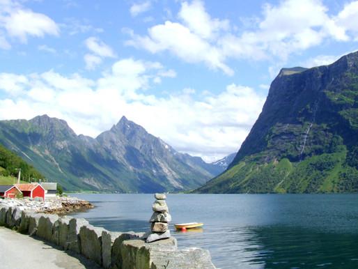 Sunnmørsalpene - Das Gebirge im Nordmeer