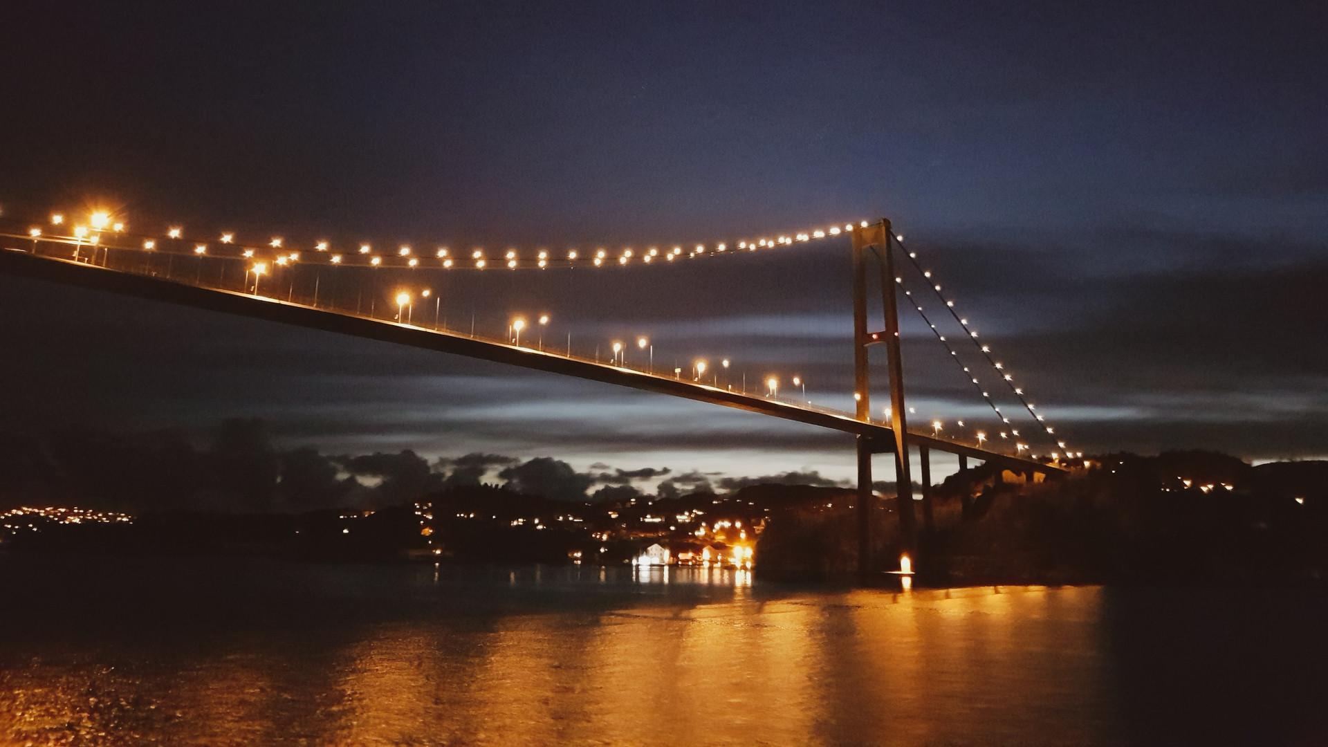 Askøy-Brücke, Bergen