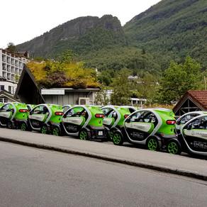 Norwegen - Vorreiter der Grünen Energiewende