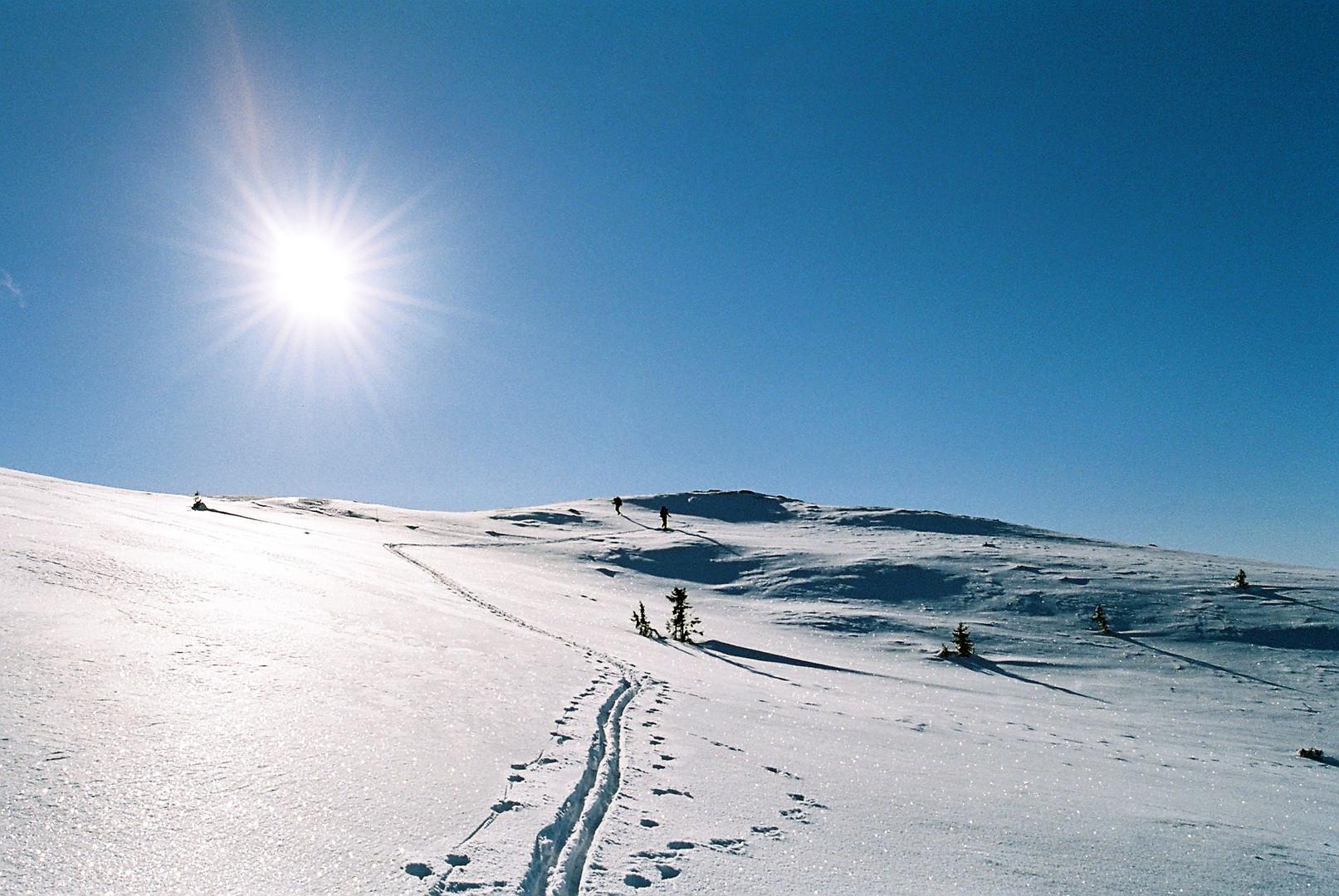 Winter in Valdres