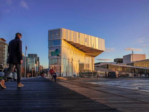 Oslos neue Superlative - Ein Traum für alle Leseratten und mehr...