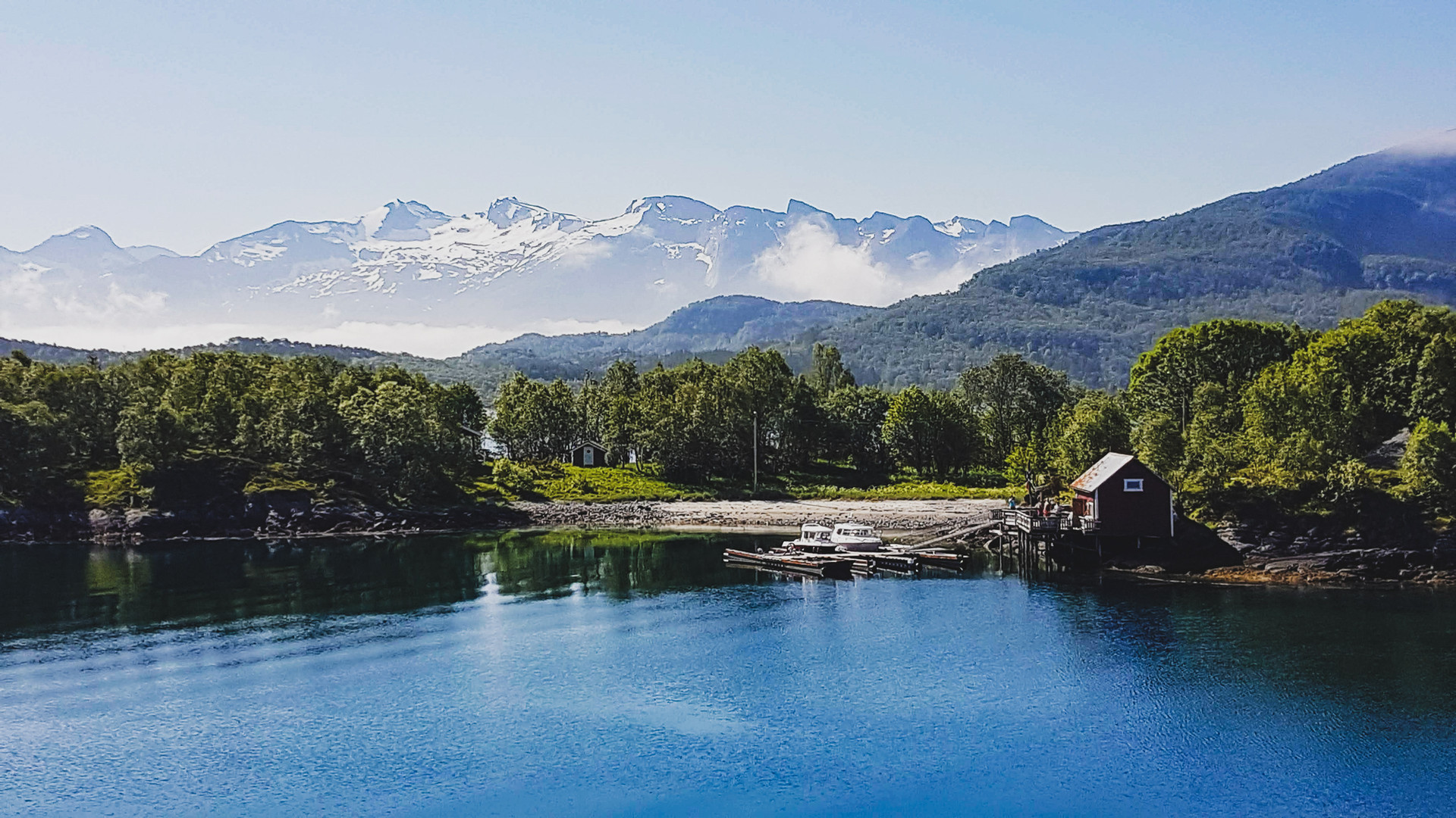 Ørnes, Nordland