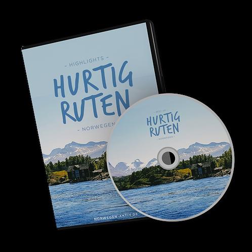 DVD Highlights Hurtigruten