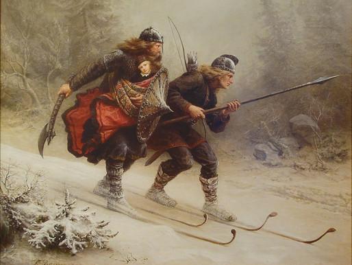 Nordische Tourenski / Telemarkski