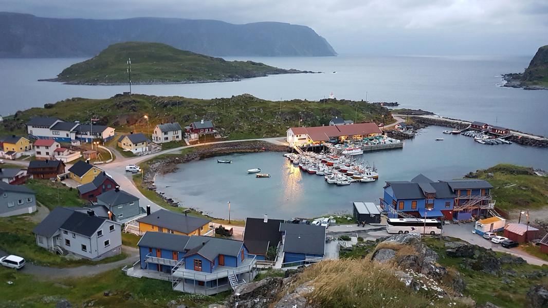 Kamøyvær, Nordkapp