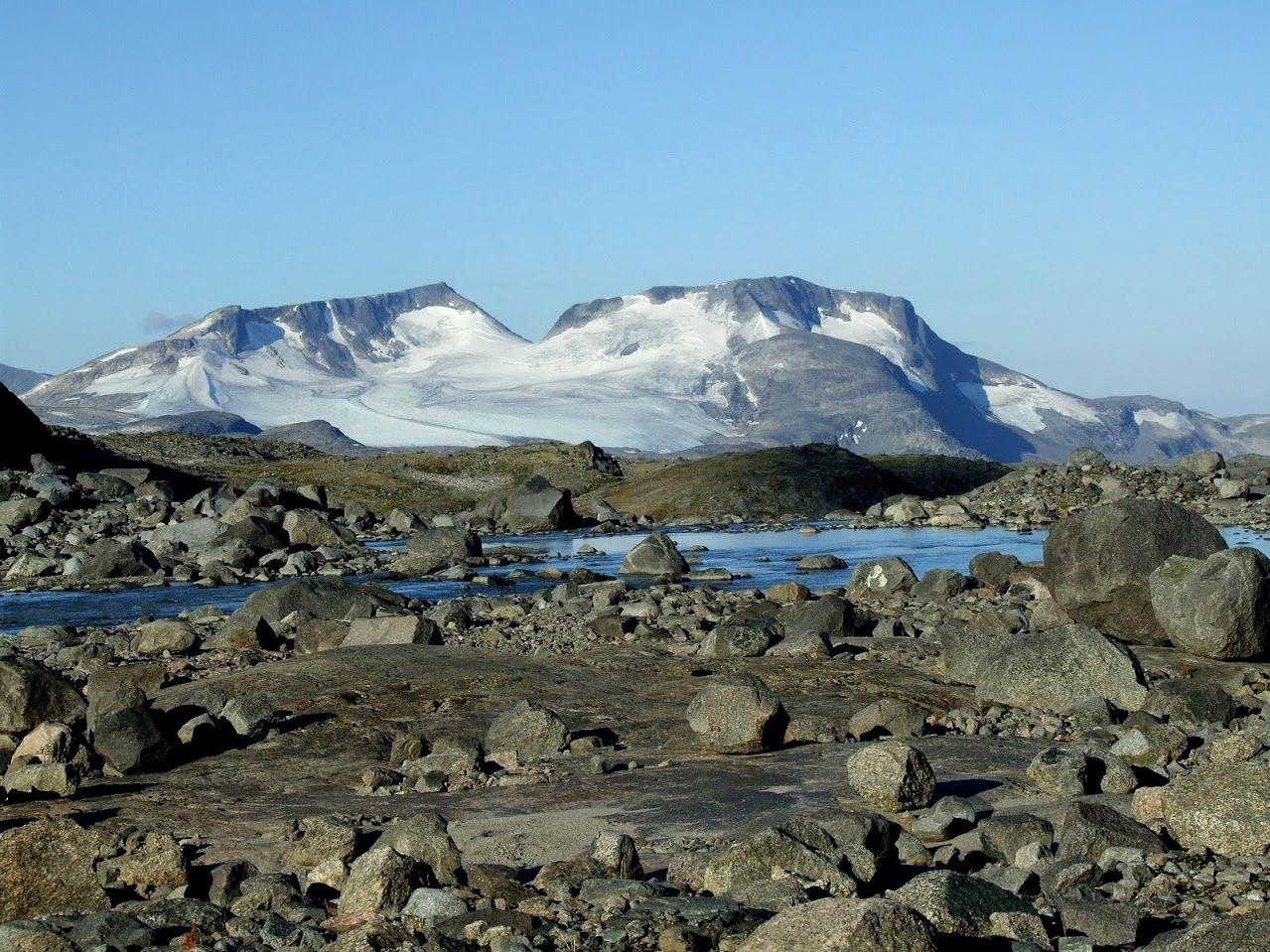 Fannaråken 2.068 m, Jotunheimen