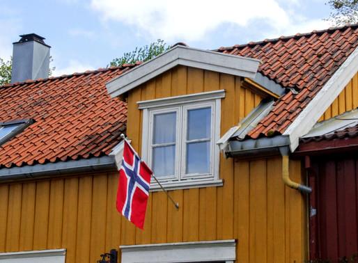 Norge fra A til Å -                                      Norwegen in Fakten und Zahlen