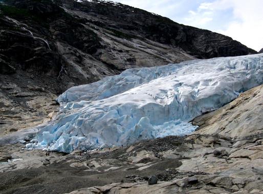 Jostedalsbreen - Die größte Eismasse auf dem europäischen Festland