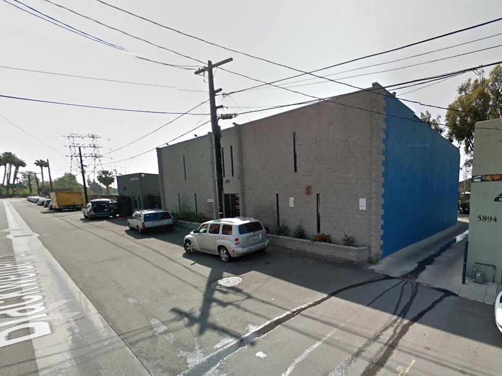 5890 Blackwelder Street
