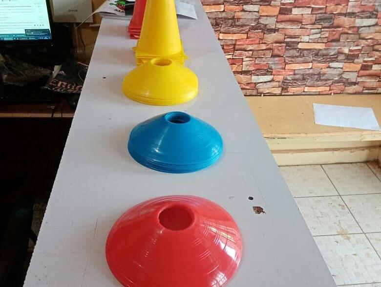 Football Cones 02