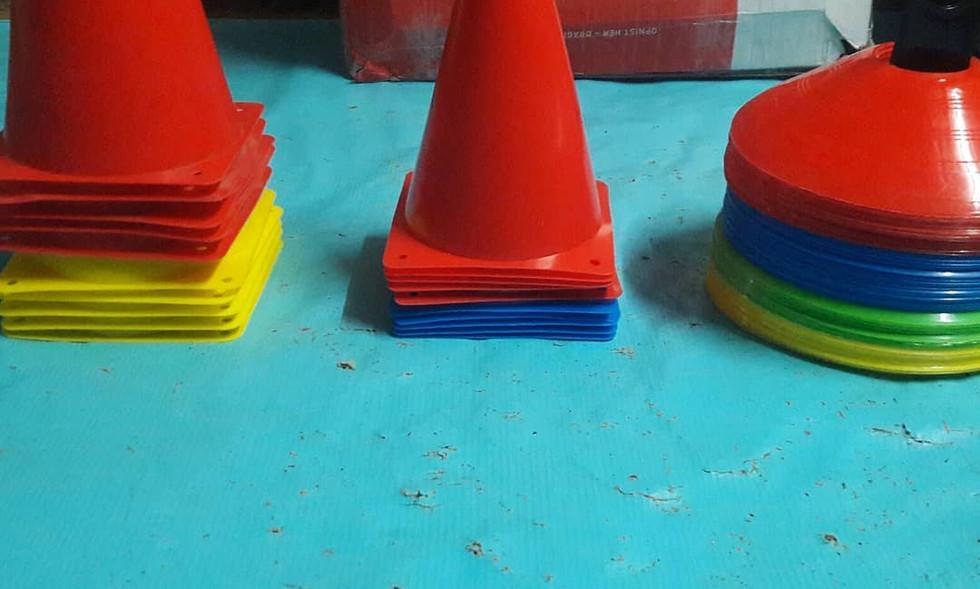 Football Cones 01