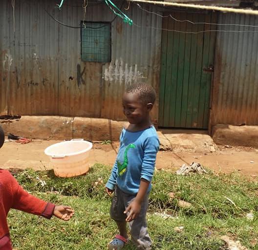 2018 Watoto kutoka mtaa wa Ng'ando