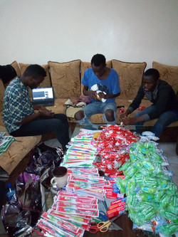 Children Surprise Christmas Gifts