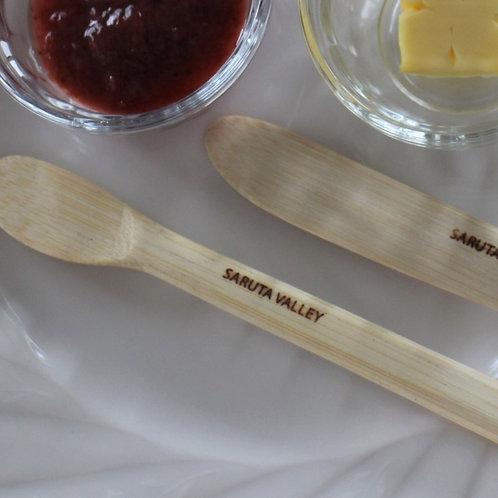 バターナイフとジャムスプーンセット