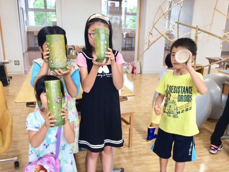 【報告】竹ランタンワークショップを開催しました