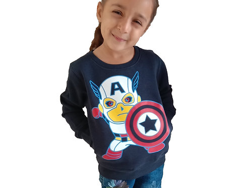 Krazy Gang Kids' Sweatshirt