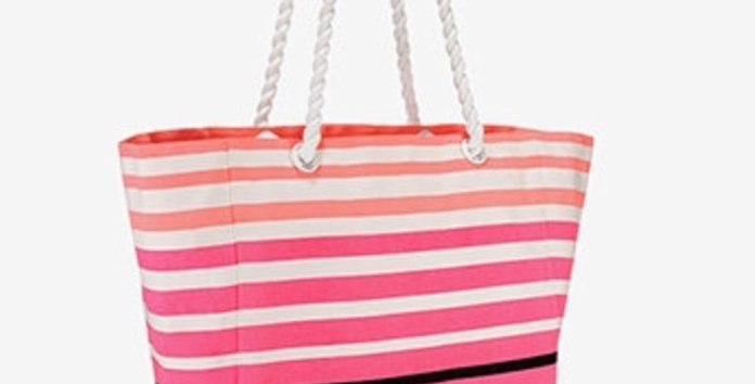 Victoria's Secret Beach Tote Bag NIP