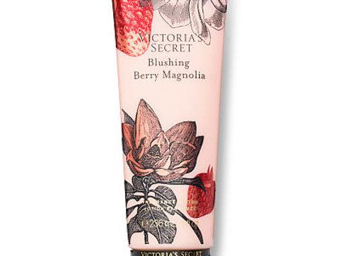 Victoria's Secret Blushing Berry Magnolia Lotion