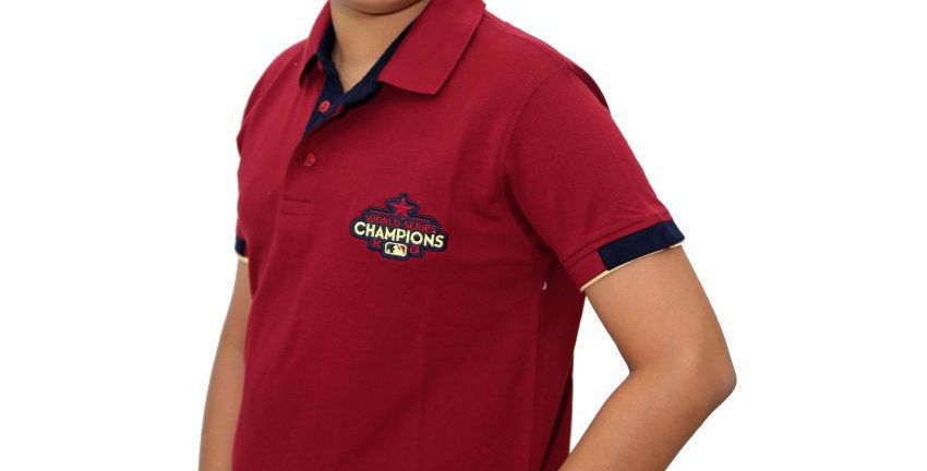 Krazy Gang Polo Neck Boys' T-Shirt