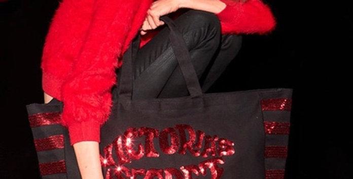 Victoria's Secret Weekender Bling Tote NIP