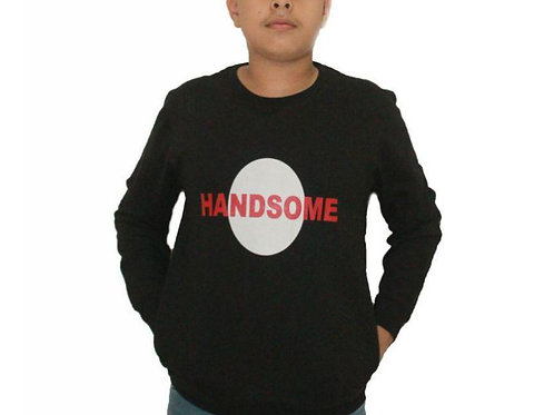 Krazy Gang Round Neck Boys' Sweatshirt