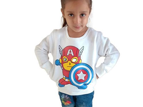 Krazy Gang Kids' Sweatshirt