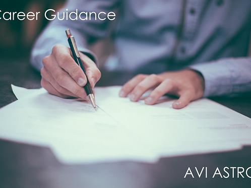 Avi Astro's Career Guidance