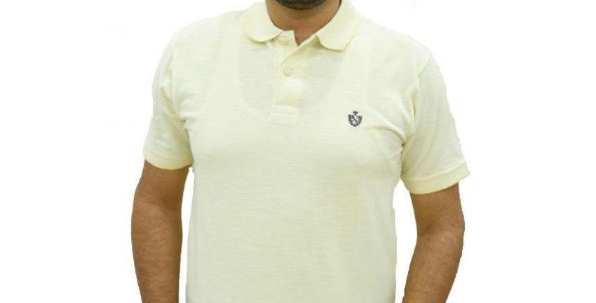 Maxexcel Yellow Polo T-Shirt