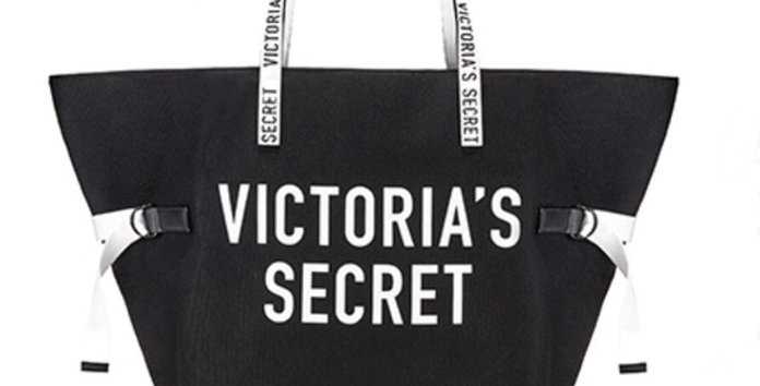 Victoria's Secret large logoTote