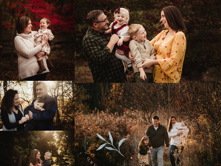 Fall Mini Sessions - North Wales, PA